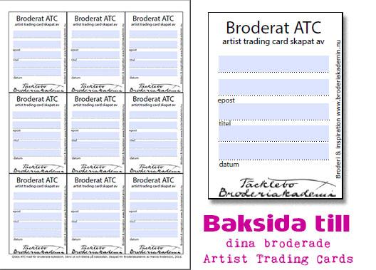 Gratis download | Gratis PDF-mall, skapad av Hanna Andersson