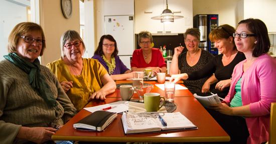 Styrelsemöte i Umeå