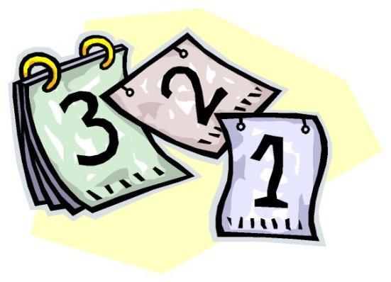 Kalenderåret börjar 1 januari