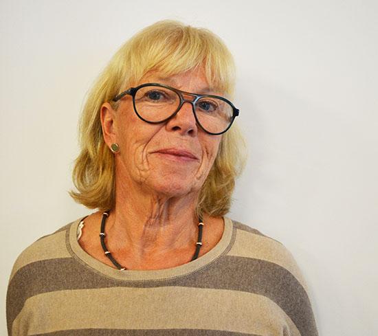 Ledamot Lena Lomander