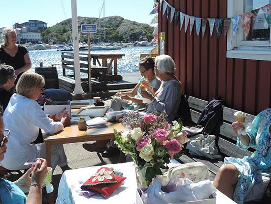 Världsbroderidagen firades i Skärhamn 30 juli