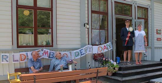 Linköping/Norrköping firar Världsbroderidagen